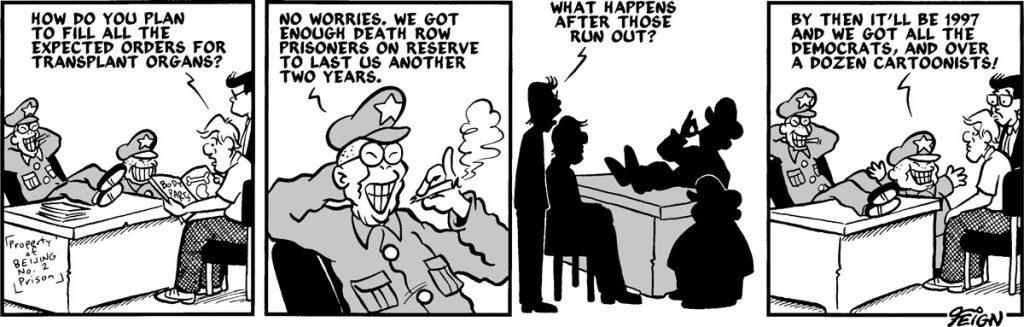 A Dozen Cartoonists