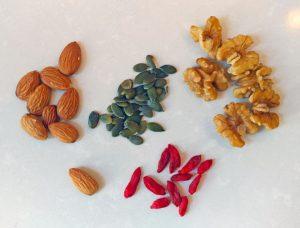 Neuropathy nuts